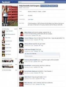 Facebook Plea
