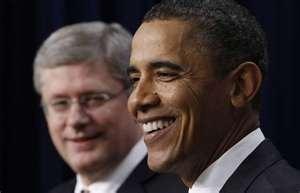 Americans critical of Harper