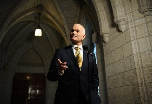 New Democratic Party leader Jack Layton speaks to reporters following a caucus meeting on Parliament Hill in Ottawa on Thursday, June 2, 2011. THE CANADIAN PRESS/Sean Kilpatrick