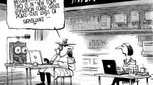 Editorial cartoon by Brian Gable - Editorial cartoon by Brian Gable | The Globe and Mail