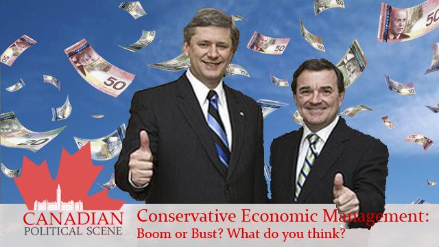 Harper-Economy