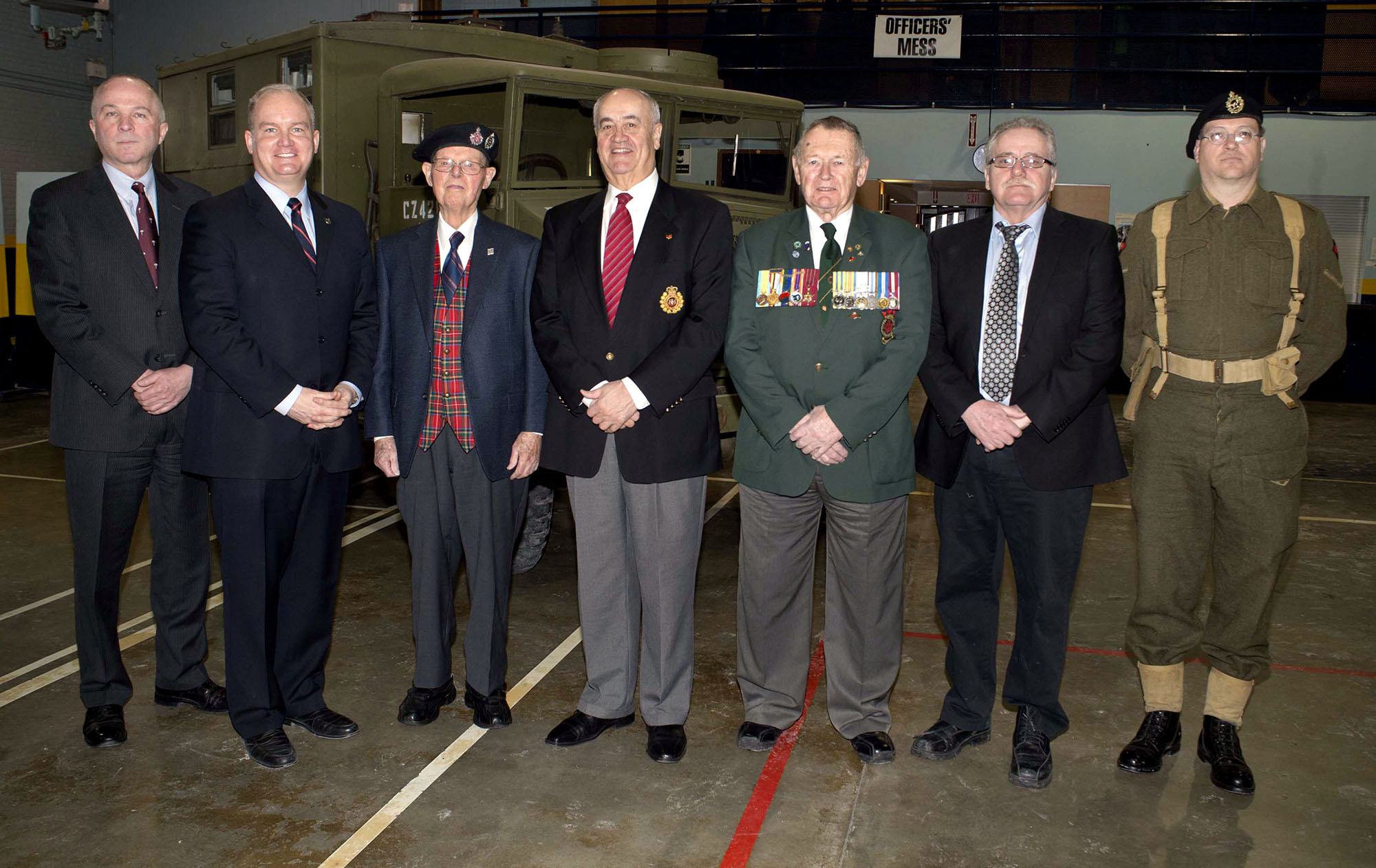 VETERANS AFFAIRS CANADA - 70th Anniversary of D-Day